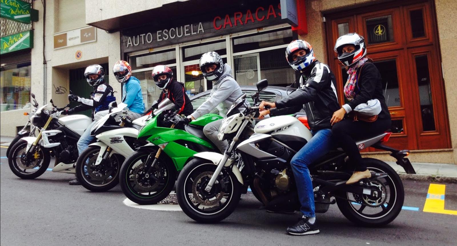 Autoescuela_Caracas_Vigo